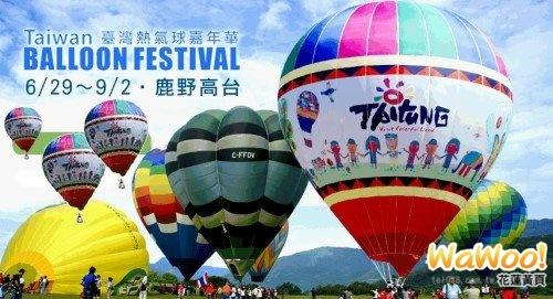 6/29~9/2       热气球飞行表演       热气球造型球展示图片